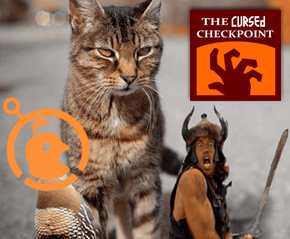 The Cursed Checkpoint #206b – The Michael Stearns StarQuail Interviews: E3 and Beyond
