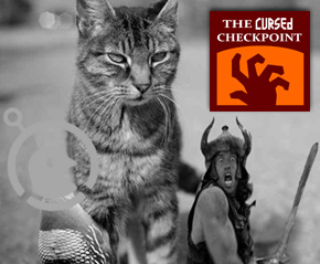 The Cursed Checkpoint #206c – The Michael Stearns StarQuail Interviews: Movies, Comics, Survivalism