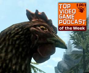 Top Video Game Podcast of the Week #105 – Bird Problems