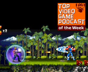 Top Video Game Podcast of the Week #108 – Or Not 2D
