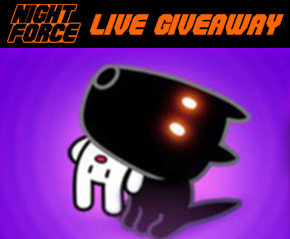(Update) Night Force Puppy Games Ultrabundle Giveaway During Live Podcast Tuesday Aug 6th