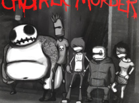 Hey! Listen! Charlie Murder Soundtrack for the Punkocalypse