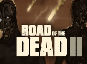 Cheap and Dirty Gamer: Zombies Should Look Both Ways Before Crossing Road of the Dead 2