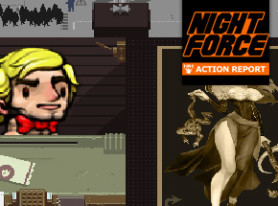 Night Force Action Report #108 – Check Your Tools
