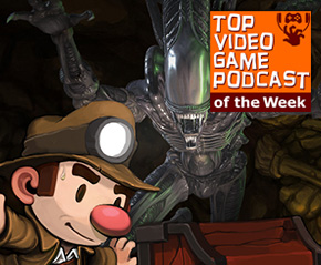 Top Video Game Podcast of the Week #110 – Xeno Mining