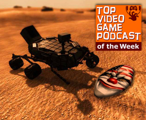 Top Video Game Podcast of the Week #111 – Red Heist