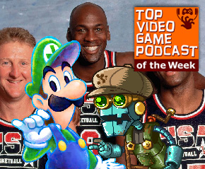 Top Video Game Podcast of the Week #112 – Steamy Dreams