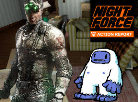 Night Force Action Report #111 – Quenched