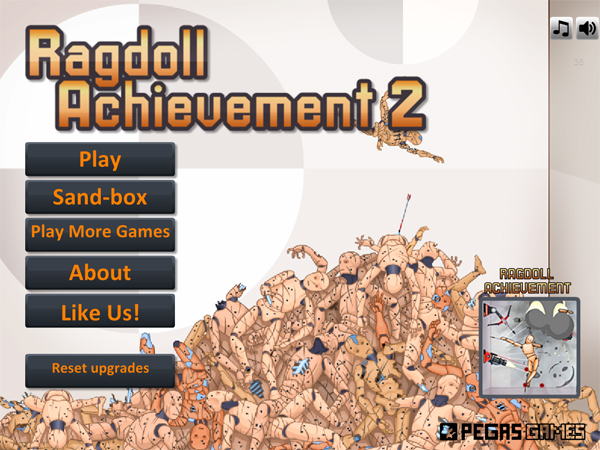 Cheap and Dirty Gamer: Ragdoll Achievement 2 is a Family Friendly Torture Simulator