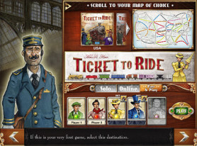Ticket to Ride Reflex Review: Mobile Achievement Puncher