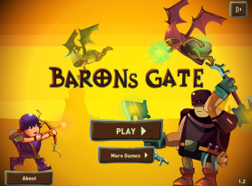 Cheap and Dirty Gamer: Baron's Gate Brings Beefy Bows