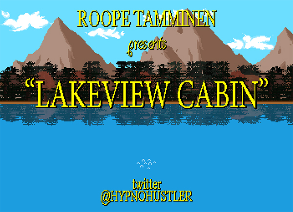 Cheap and Dirty Gamer: Lakeview Cabin is Relaxing Until It's Not