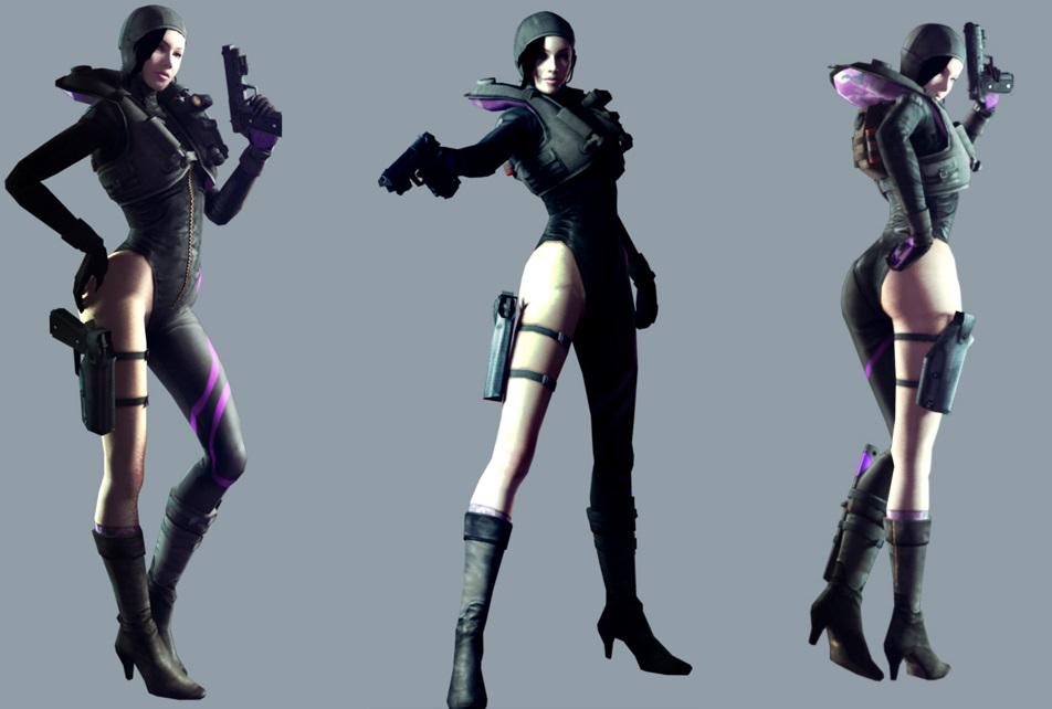 VG Fashion Police: Resident Evil: Revelations' Jessica