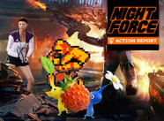 Night Force Action Report #113