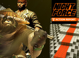 Night Force Action Report #114 – All Jammed Up