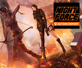 Night Force Action Report #115 – Encroachment