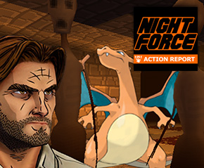 Night Force Action Report #116 – Psychedelic Animal Murder