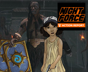 Night Force Action Report #117 – Low Quota