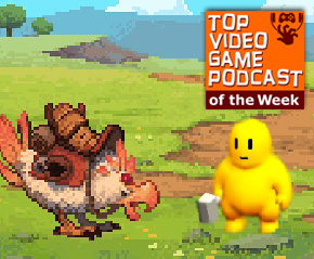 Top Video Game Podcast of the Week #116 – First Party Invite