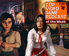 Top Video Game Podcast of the Week #119 – You're Doing It Again