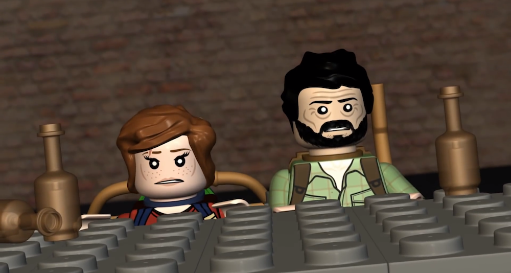 Inventory Check! LEGO The Last of Us Let's Me Smile Again