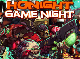 HoNight Game Night – Awesomenauts Tuesday at 8pm EST
