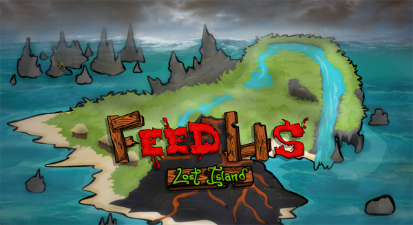 Cheap and Dirty Gamer: Feed Us: Lost Island is Odell Lake's Filthy Cousin