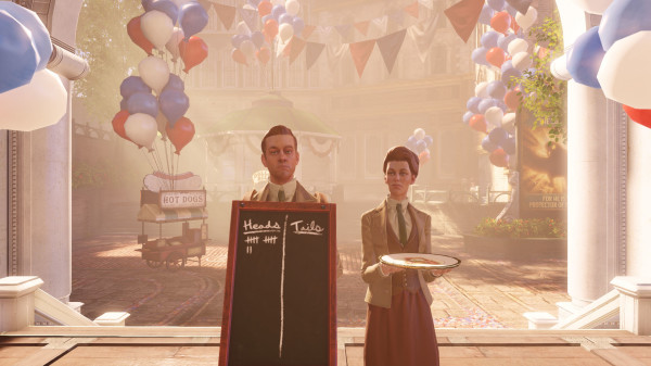 Aaron's Best of 2013: Bioshock Infinite