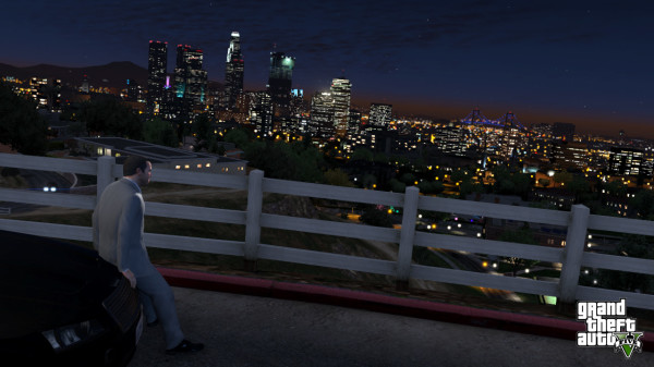 Aaron's Best of 2013: Grand Theft Auto V