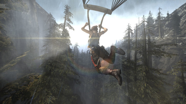Aaron's Best of 2013 - Tomb Raider