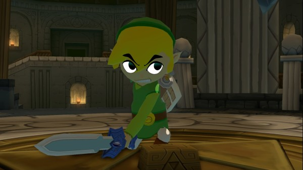 Aaron's Best of 2013 - Wind Waker HD