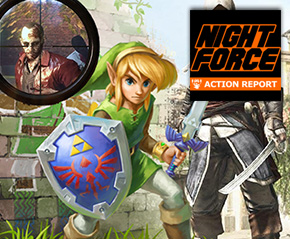 Night Force Action Report #120 – Become the Tutorial