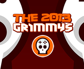 The 2013 Grimmys: Mr. Dave Award for Best New Character