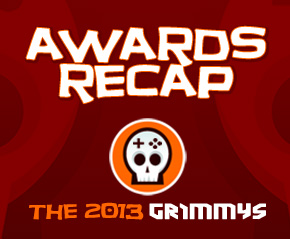 The 2013 Grimmys: Games of the Year Awards Recap