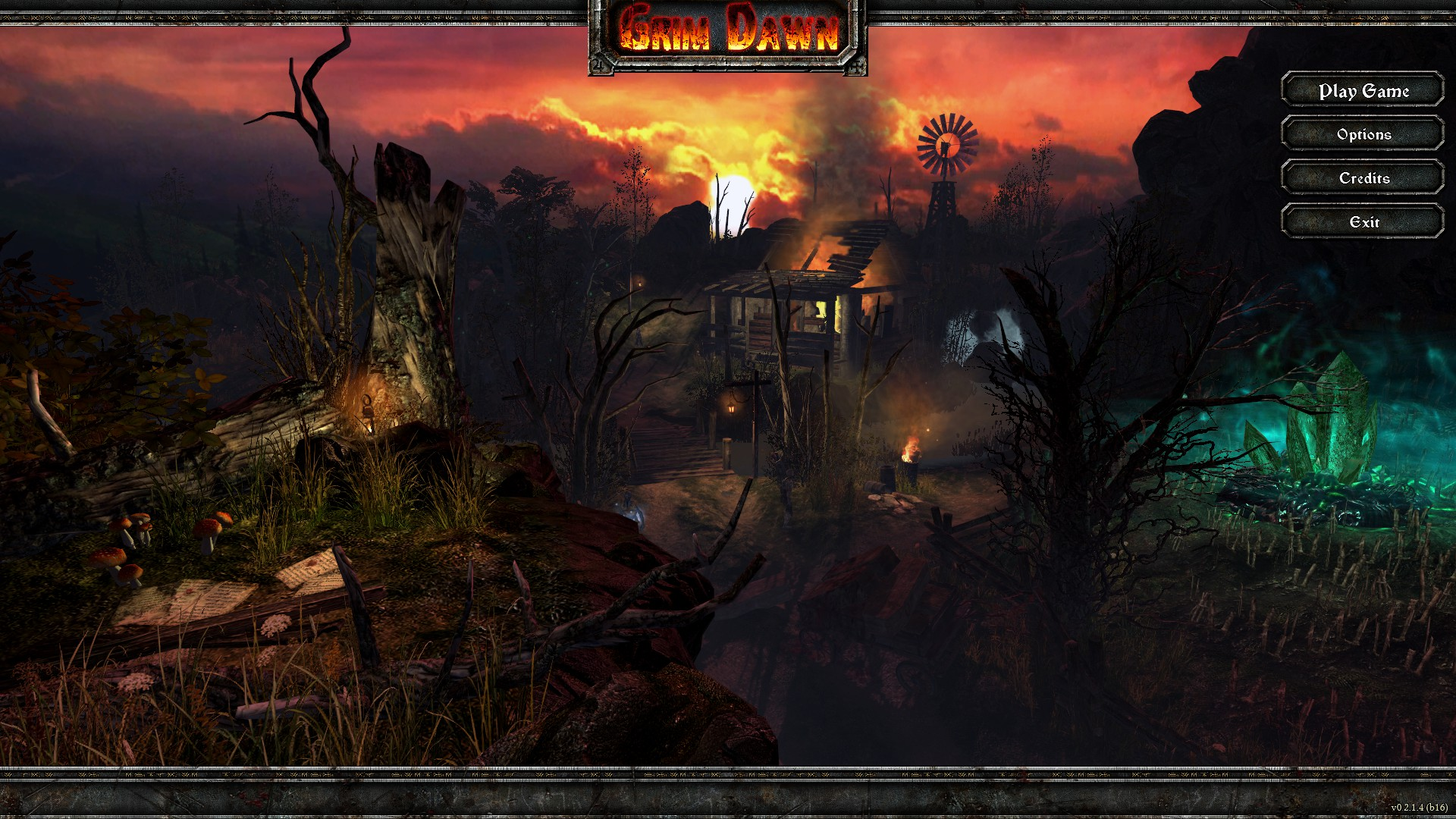 Gritty is the New Pretty: The Aesthetics of Grim Dawn