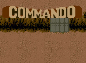 Arcade Challenge of the Week – Commando