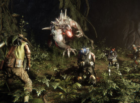 Evolve Makes 4v1 Look Good From Both Sides