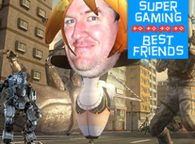 Super Gaming Best Friends #301 – Nonsense of Scale