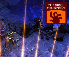 The Cursed Checkpoint #301 – Lessons of Loot and Diablo