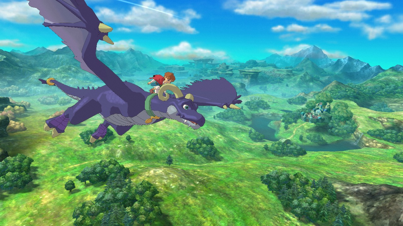 Ni no Kuni: Wrath of the White Witch Demo Impressions: Beautiful Worlds