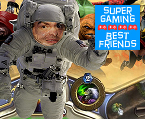 Super Gaming Best Friends #302 – Spaceman Network