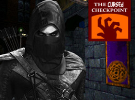 The Cursed Checkpoint #302 – Shadowy Thief Action Party