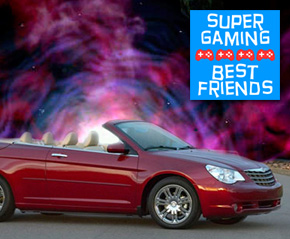 Space Cougars Ride Tonight – Super Gaming Best Friends #104