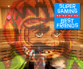Sweatin' and Snugglin' – Super Gaming Best Friends #105
