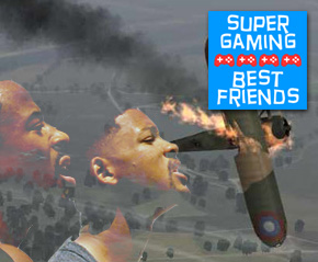 Going Down Together – Super Gaming Best Friends #106
