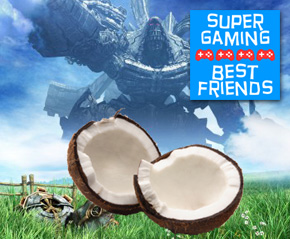 Share Your Coconut Water – Super Gaming Best Friends #107