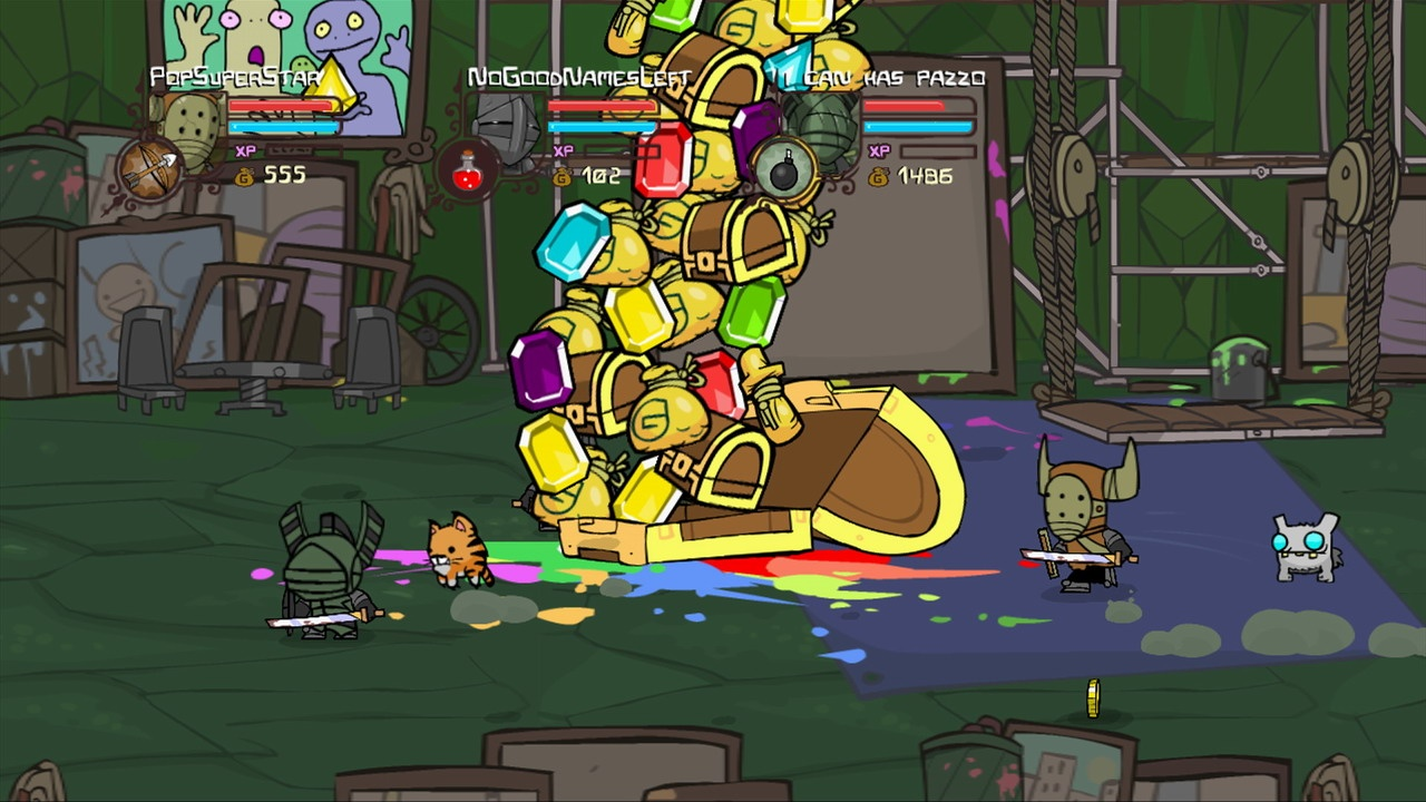Castle Crashers On Sale On XBLA Until May 21