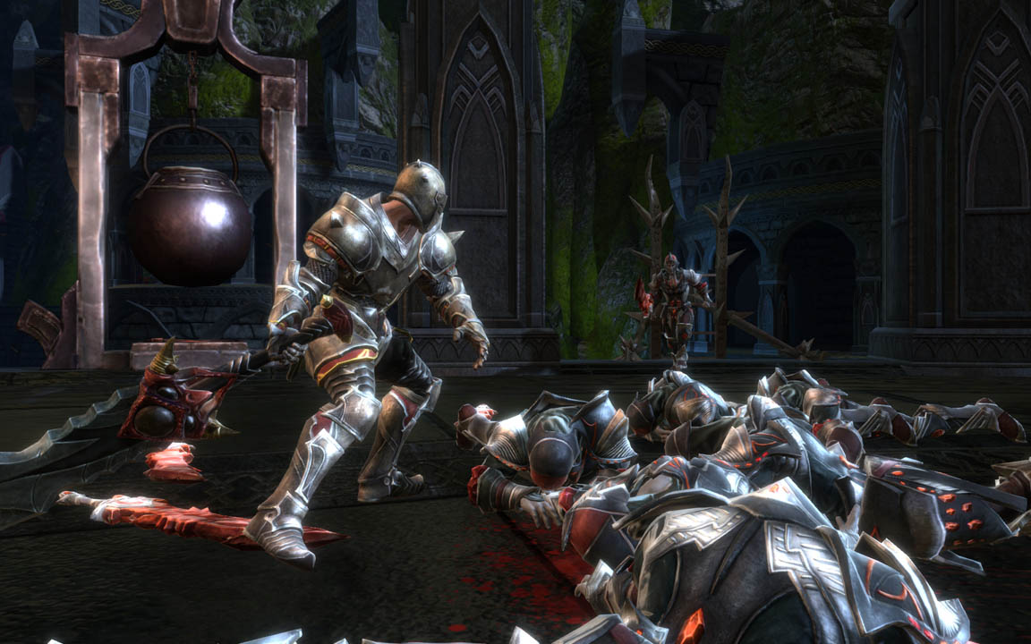 Kingdoms of Amalur: Reckoning DLC: Teeth of Naros Floats in on April 17