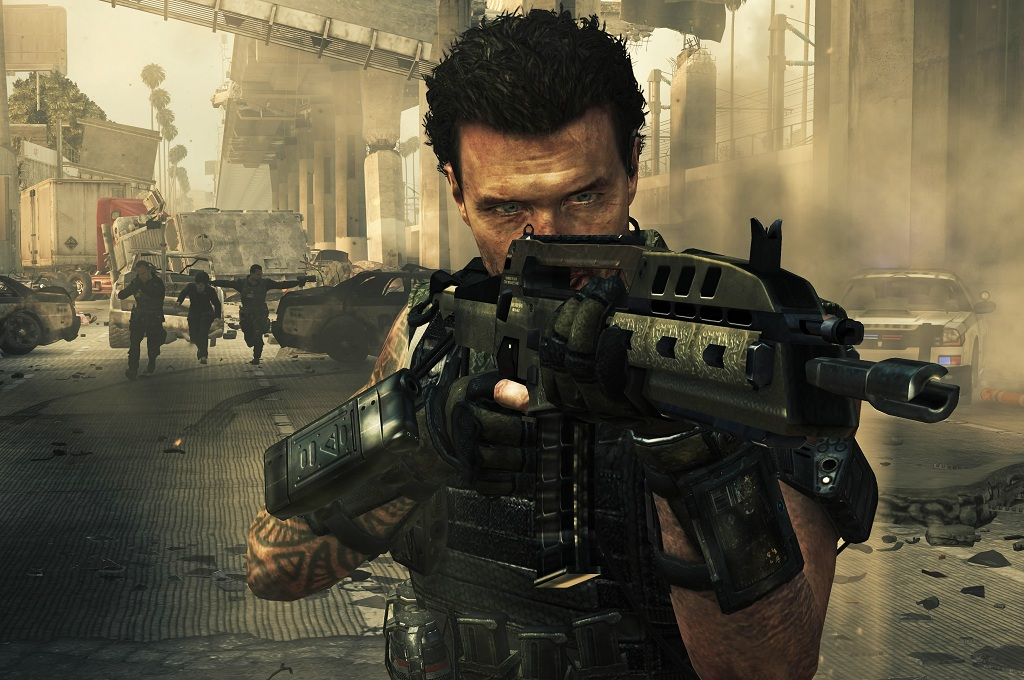 Speculate Iterate: Call of Duty: Black Ops II Reveal