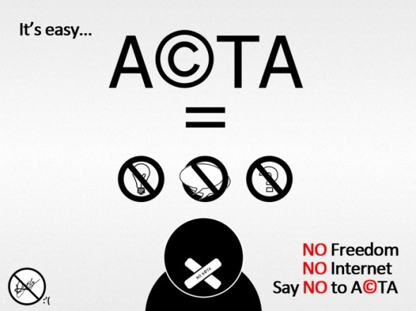 Help Congressman Issa Crowdsource ACTA